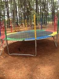 Ultra brincadeira com cama elastica piscina de bolinhas pintura no rosto 98656-3855