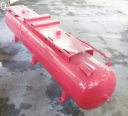Tanque de Compressor
