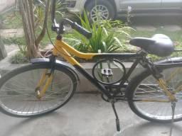 Bicicleta perfeita e macia