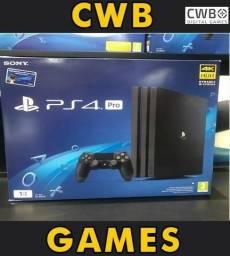 Playstation 4 PRO,novo lacrado,garantia de 1 ano - PS4