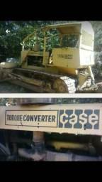 Trator esteira CASE 1150 1982