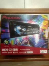 CD Pioneer Mixtrax Interface para Android e IOS Aplicativo ARC, USB, AUX (Lacrado)