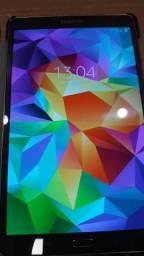 Samsung Galaxy Tab S 16gb 3gb Ram Dourado + Case Grátis