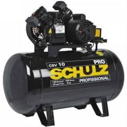 Compressor de Ar CSV-10/Shulz PRO 140L