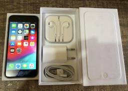 Vendo iPhone 6 16gb (aceito cartao)
