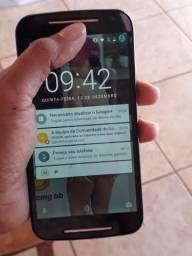Moto g2 dual chip internet 4g Android 6.0 tela 5