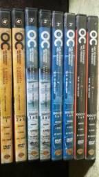 Desapego: Coleção completa The OC originais com 26 Dvd's (Itajai)