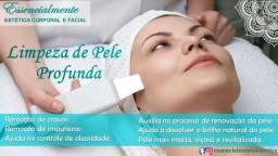 Limpeza de Pele Profissional - Clinica Essencialmente Estética