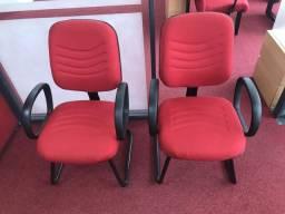 3 Cadeiras para escritório
