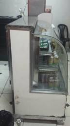 Freezer horizontal expositor