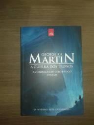 Livro GoT(As crônicas do Gelo e fogo 1)