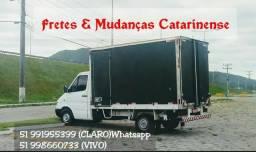 Fretes Mudanças Catarinense