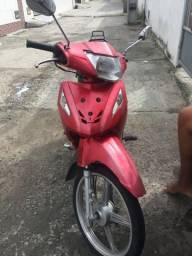 Moto 50cc Traxx Moby - 2013