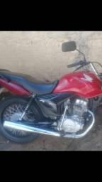 Troco G moto por escapamento original