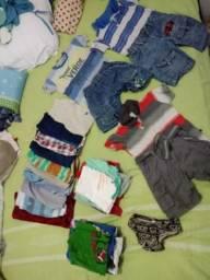 Lote roupas menino 3 anos