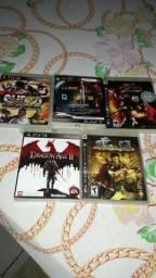 Vendo esses 5 jogos todos originais