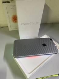 IPhone 6s Plus space gray / Garantia