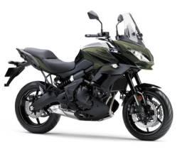 Kawasaki Versys 650 2020 - 2019