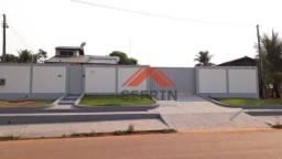 Casa com 3 dormitórios para alugar, 150 m² por R$ 1.600,00/mês - Novo Cacoal - Cacoal/RO