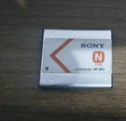 Bateria para maquinas fotográficas sony cyber- shot