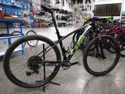 Vendo Bike MTB Audax Auge 30 Carbon! Toda Sram GX 1x12