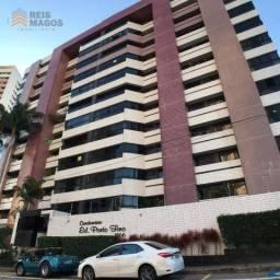 Apartamento com 4 dormitórios à venda, 217 m² por R$ 640.000,00 - Capim Macio - Natal/RN