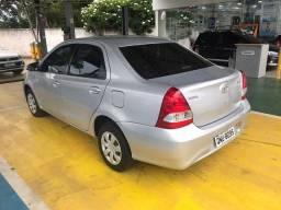 Toyota Etios Sedan XS 1.5 (Aut) - 2018