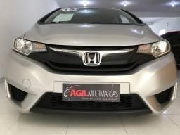 Honda Fit Lx 1.5 Único dono 2015 Prata - 2015