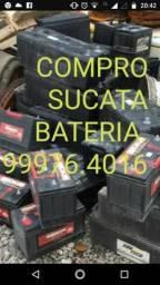 Sucata bateria carro - 2003
