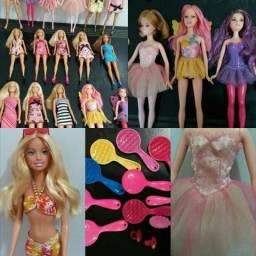Lote com 16 Barbies Originais e Novas por R$210 (cel: 61 996889611)