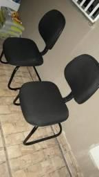 Cadeira de sala de espera