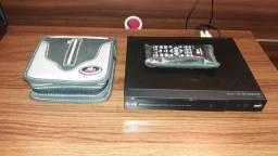 Aparelho De DVD LG Com 200 Filmes 26 Dvd de música