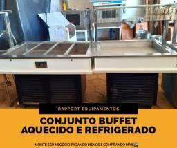 Buffet Quente e Frio