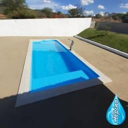 LS - Piscina com casa de maquina -Alpino piscina