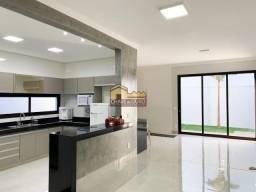 Casa em condomínio à venda, 3 quartos, 4 vagas, Damha Residencial Uberaba II - Uberaba/MG
