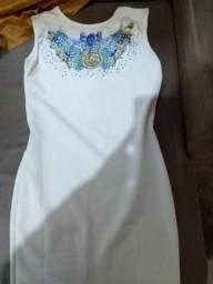 Lote Blusas e Vestidos M