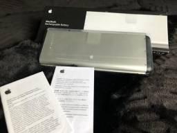 Bateria recarregável macbook
