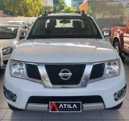 Nissan frontier SL diesel 4x4 cambio automatico novíssimo!!! - 2014
