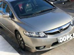 Honda Civic 1.8 Lxs Flex Aut. 4p - 2008