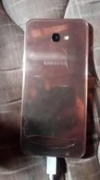Vendo ou troco celular j4+ 350