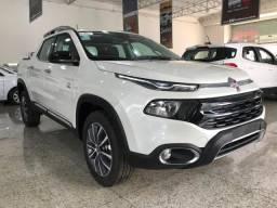 Fiat toro Volcano Diesel 4x4 At9 2020/2020 R$ 131.602,00 - 2020