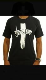Camisas gospel evangélicas