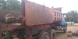 Caçamba para truck + caixa de marcha