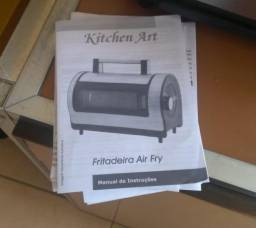 Fritadeira air fry kitchen art philco