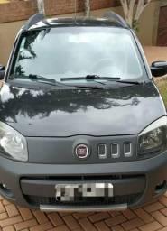 Fiat Uno Way 1.0 Placa A - 2012