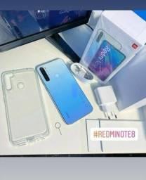 Redmi Note 8t 64gb branco ou chumbo!