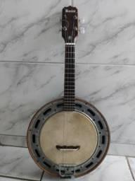 Banjo / banjo rozini / banjo elétrico / case banjo