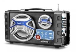 Caixa de Som Amplificadora Thunder III Mondial