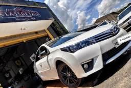 Corolla Dynamic 2017/17 interior black - 2017