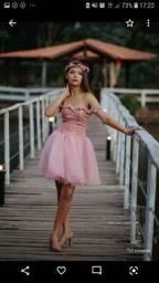 *Vestido de festa